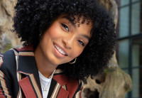 "Yara Shahidi is set to star in ""Stan Lee's Alliances: A Trick of Light"""