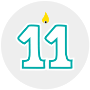 Month 11 Icon