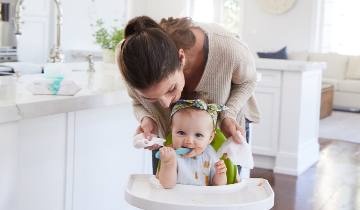 Weaning top tips