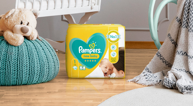 Pampers® New Baby