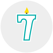 Month 7 Icon