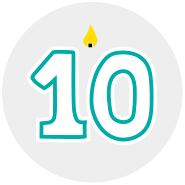 Month 10 Icon