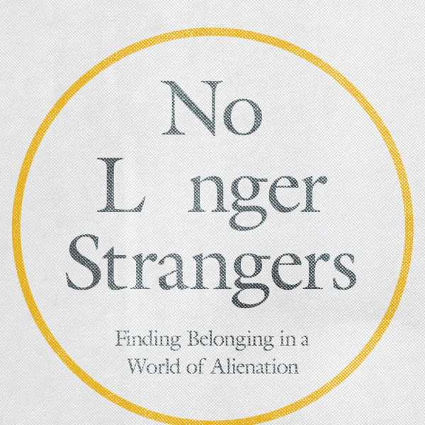 Cover Pic - No Longer Strangers