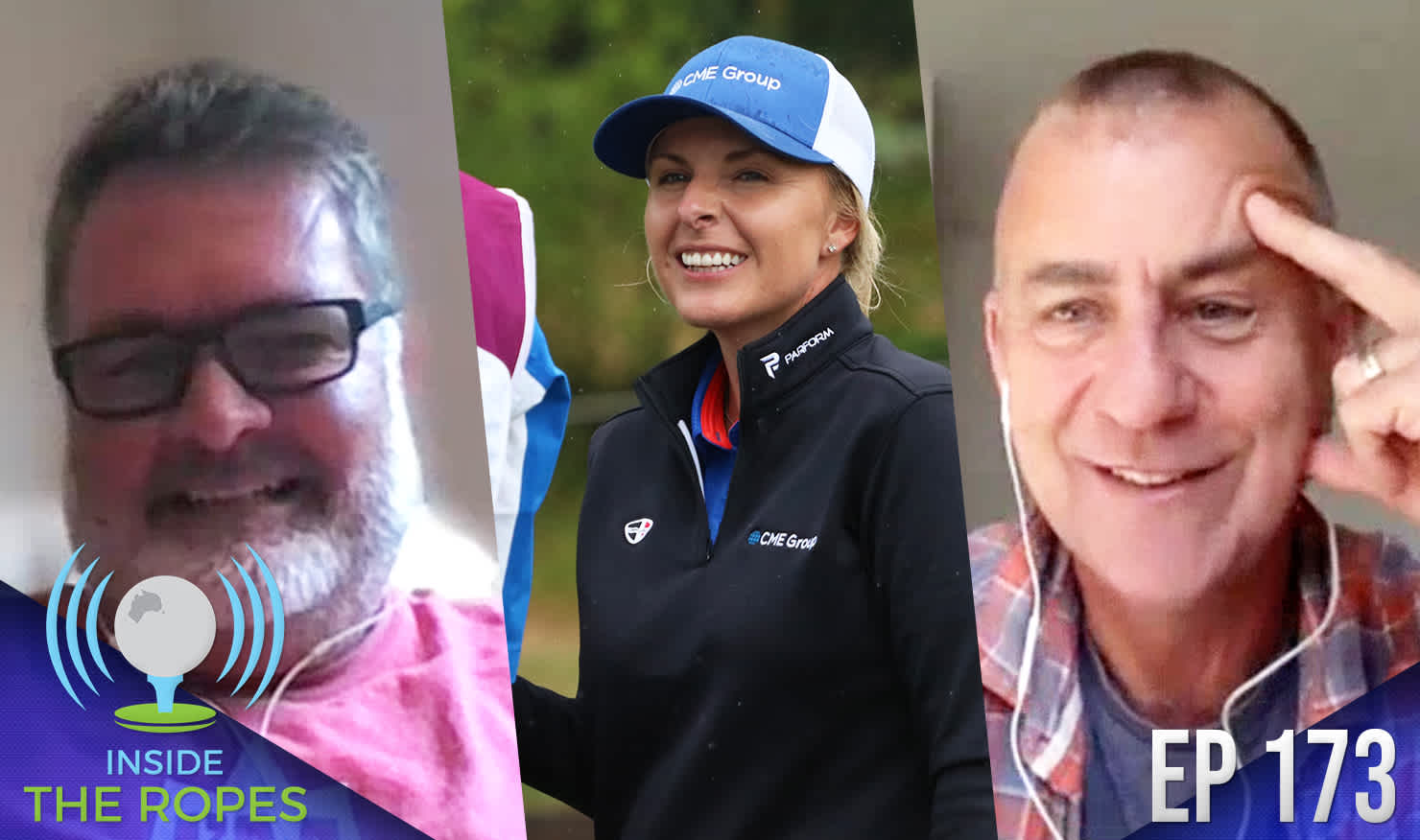 Podcast Sarah Kemp Olive Spitty And Paul Mclean Golf Australia