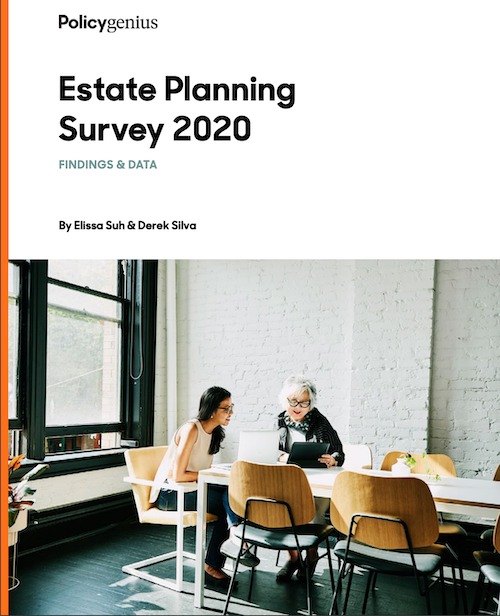 estate planning survey from 2020