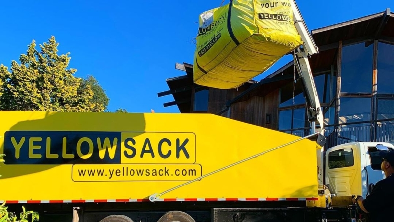 Yellowsack Raises €1m Seed