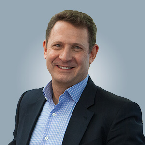 Headshot of Jeff Purritt, TELUS International's president & CEO