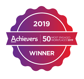 2019 Winner - Achievers 50 Most Engaged Workplaces