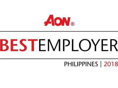 Aon Best Employer Philippines 2018