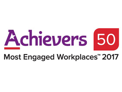 Achievers 50 Award 2017