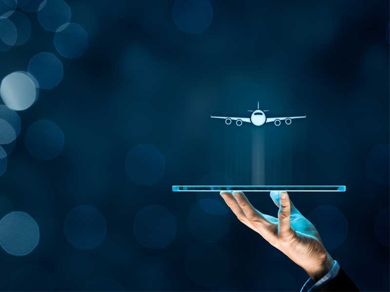 7882Airplane icon and iPad