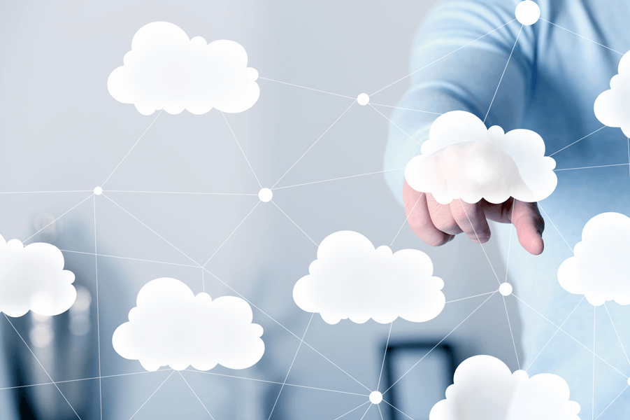 Cloud make work easier for contact center agents