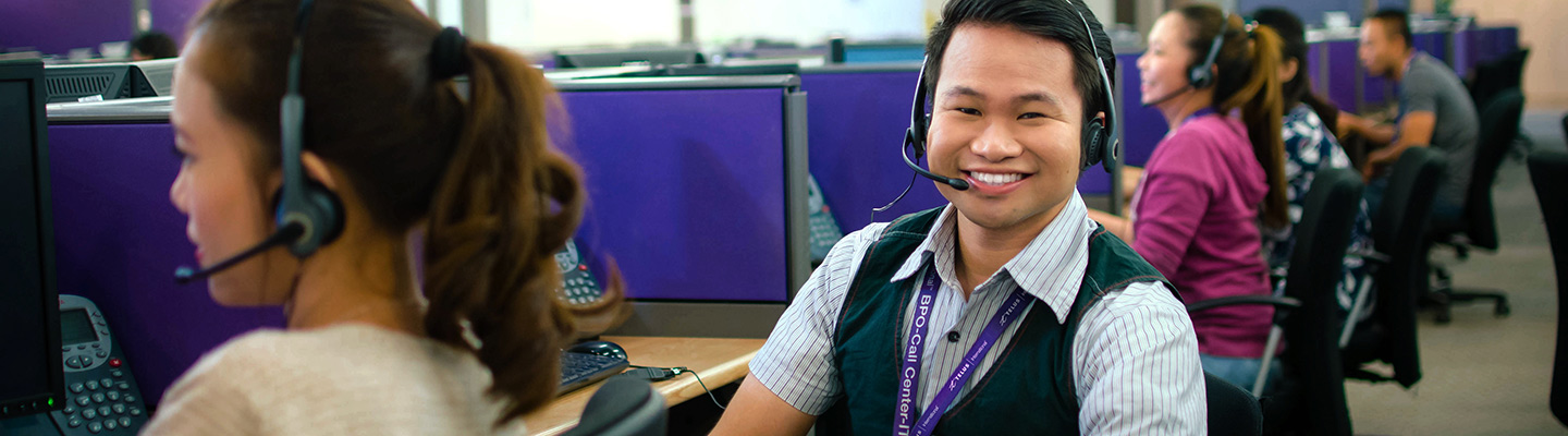 TELUS International Contact Center