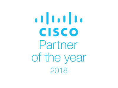 Cisco Partner of Year Award