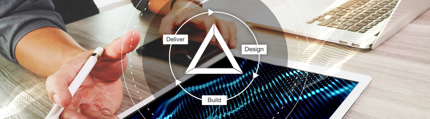 Digital customer experience solutions - design, build and deliver.