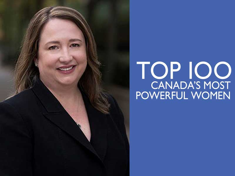 Marilyn Tyfting - Canada's Most Powerful Women