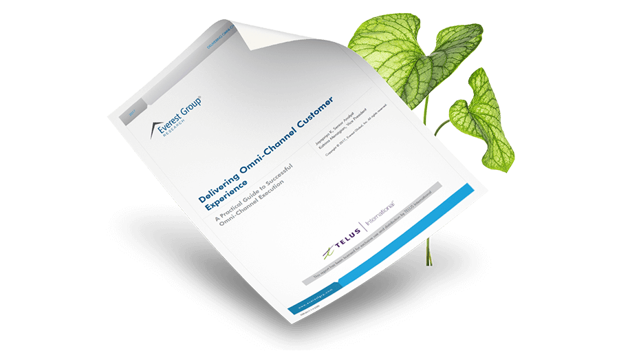 Preview of the omnichannel CD delivery whitepaper