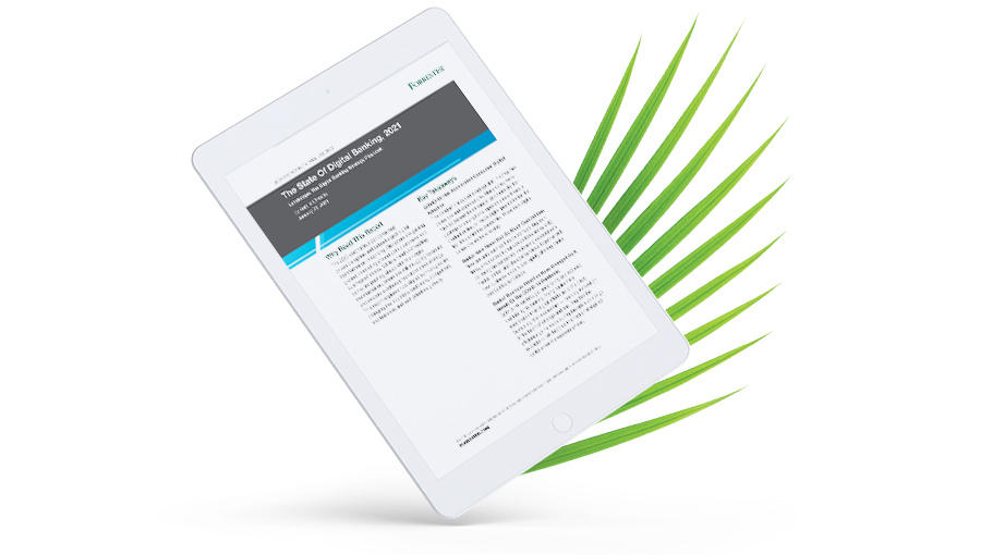 Forrester report on tablet