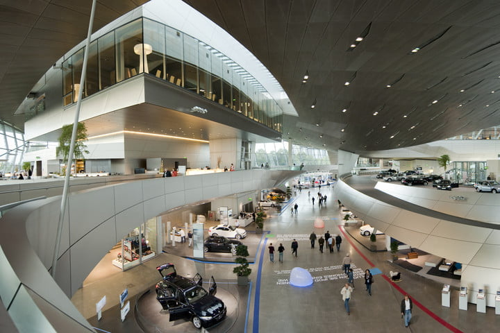BMW headquarters images by Atlantide Phototravel:Getty Images