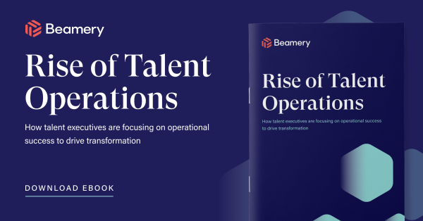 Rise of Talent Operations: The Ebook image