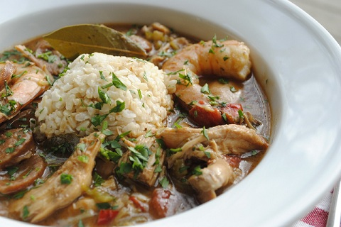 Classic cajun creole style stews for national gumbo day shrimp gumbo forumfinder Choice Image