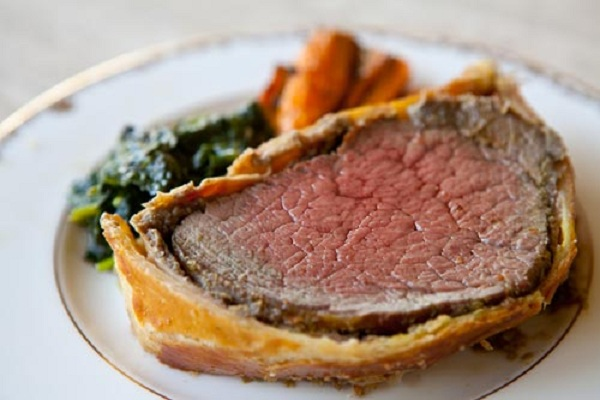 Beef Wellington from Simply Recipes