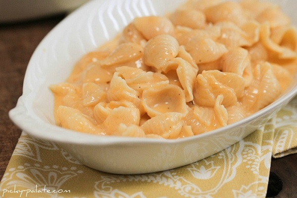 5 Minute Homemade Mac and Cheese from Picky Palate