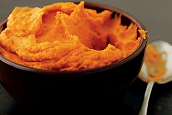 Sweet Potato Puree with Smoked Paprika