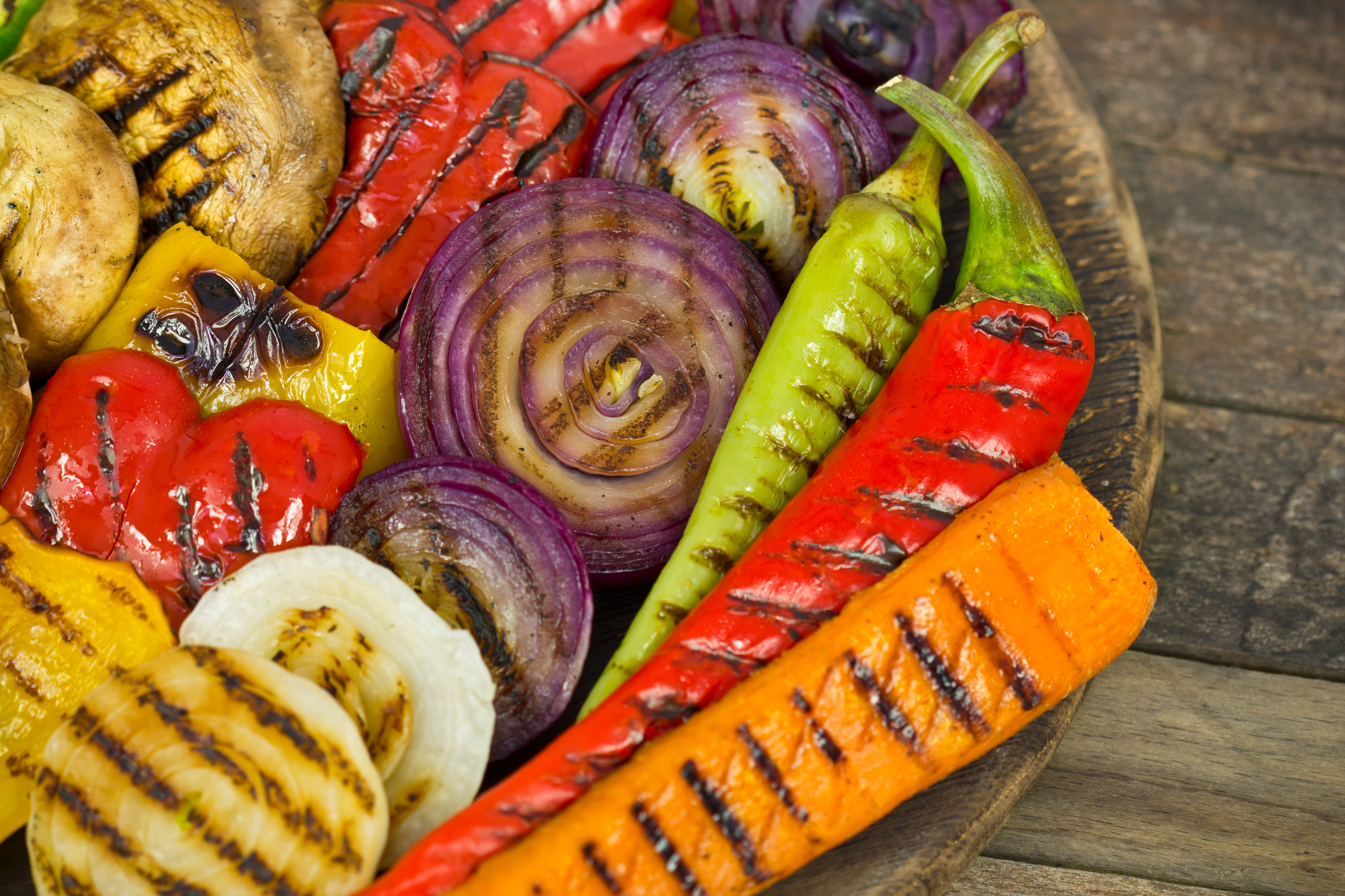 Grilling Vegetables 101