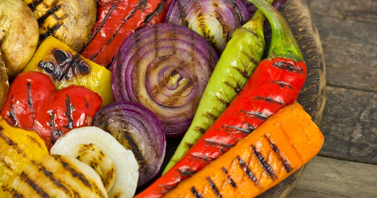 Vegetable Grilling 101