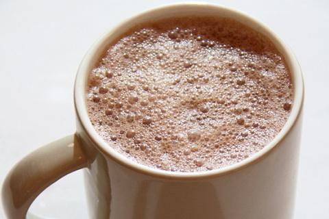 Vegan Italian Hot Chocolate