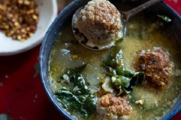 Italian Wedding Soup from The Kitchn