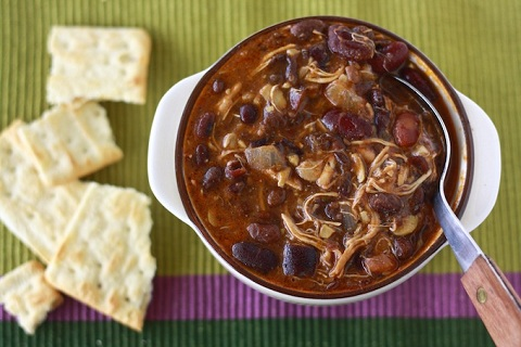 Turkey or Chicken Chili