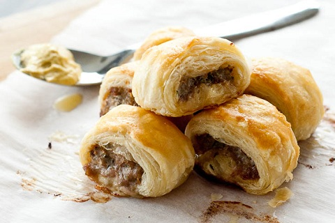 Fennel Pork Sausage Roll