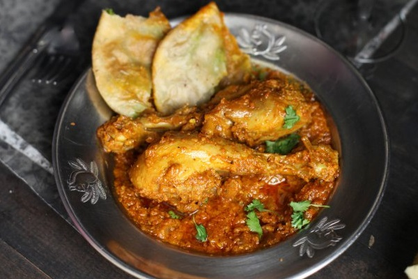 Everyday Chicken Curry from Sinfully Spicy