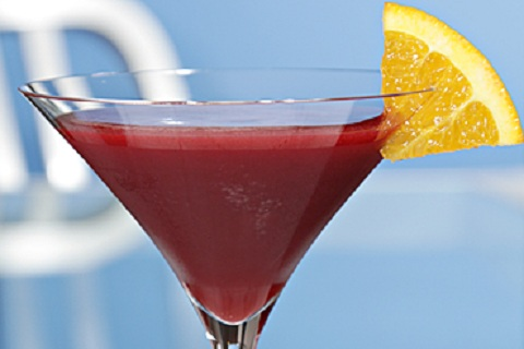 Blackberry Cosmopolitan