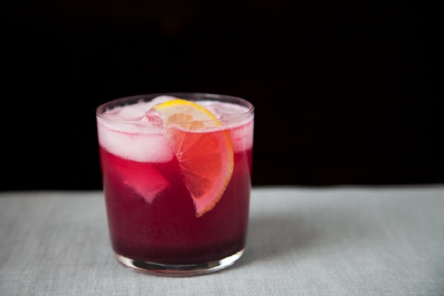 Concord Grape and Lemon Soda from Food52 Photo by merrill