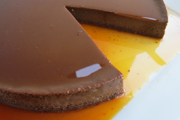 Mexican Chocolate Flan from Serious Eats
