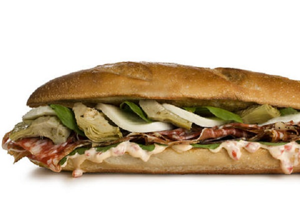 Italian Deli Blowout Sandwich  from Chow