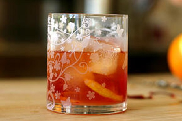 Old Fashioned from Chow