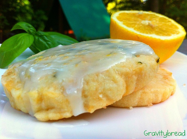 basil lemon cookies 2
