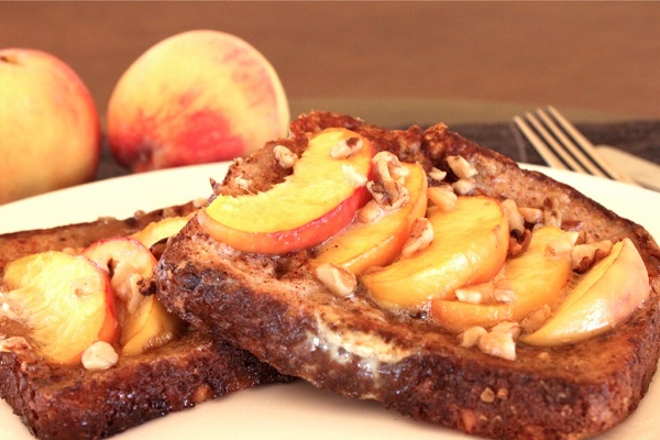 French Toasts with a Twist from I Adore Food
