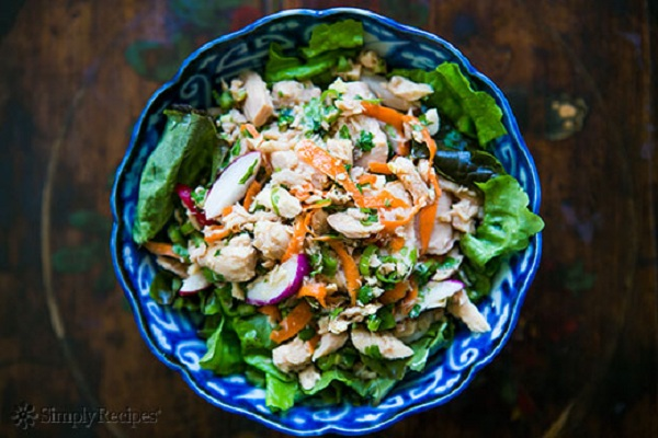 Asian Tuna Salad from Simply Recipes