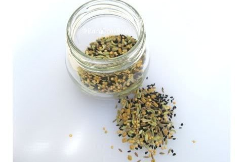 Panch Phoran Indian Spice Blend