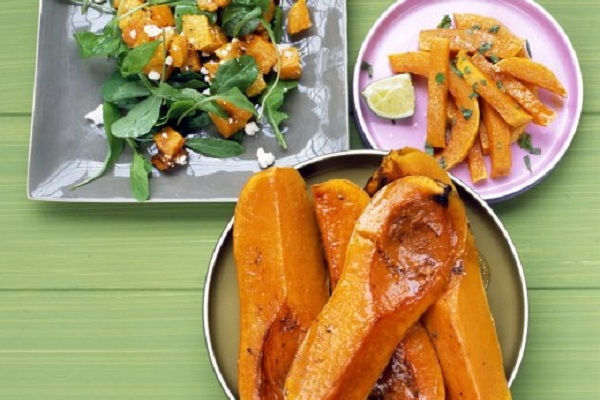 Butternut Squash Fries from Martha Stewart
