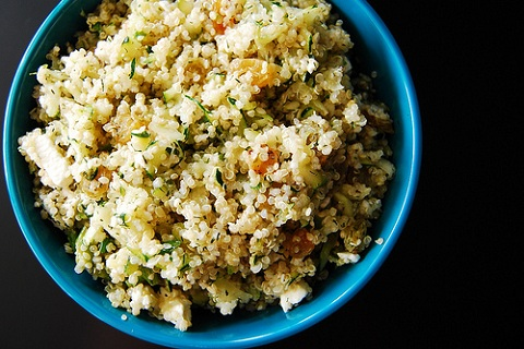 Sweet and Savory Quinoa Salad