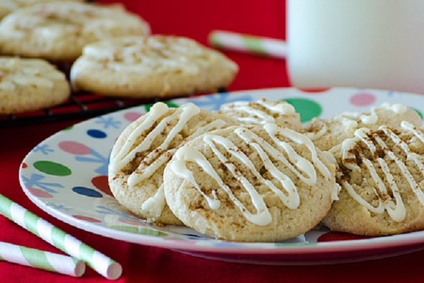 Eggnog Cookies from Real Mom Kitchen