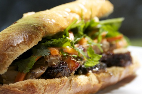 Pork Belly Banh Mi