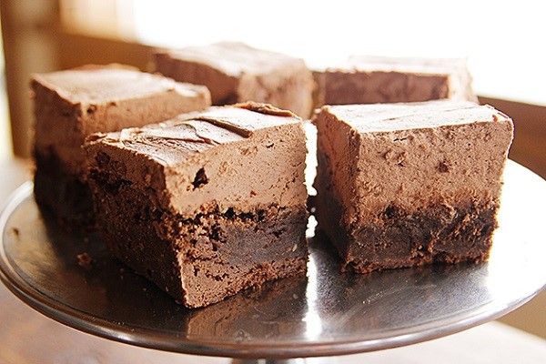 Mocha Brownies from The Pioneer Woman