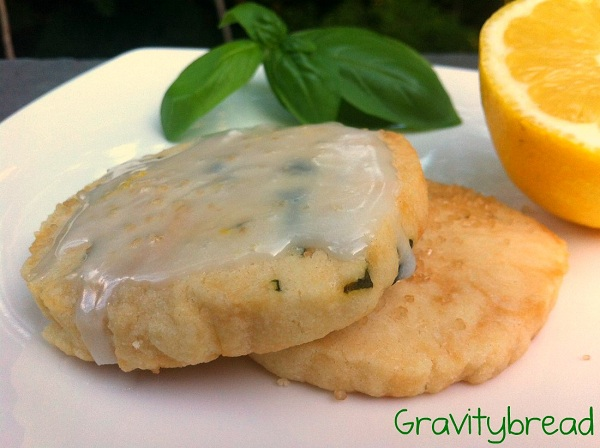 basil lemon cookies 1